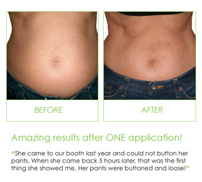 Fall in Love with The Slim And Trim Body Wrap