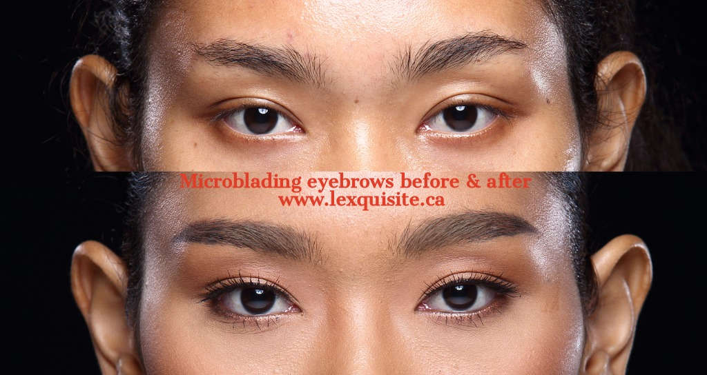 Microblading - L'Exquisite Day Spa For Women & Men